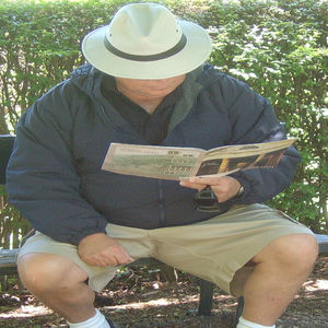 Reflections of The Evansville Observer
